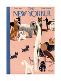 The New Yorker Cover - February 8  1930