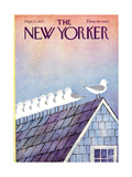 The New Yorker Cover - September 11  1971