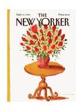 The New Yorker Cover - September 10  1984