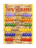 The New Yorker Cover - April 17  1989