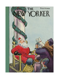 The New Yorker Cover - December 3  1932