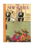 The New Yorker Cover - October 20  1934