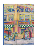 The New Yorker Cover - May 16  1988
