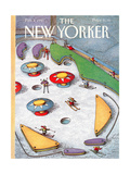 The New Yorker Cover - February 4  1991