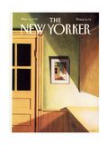 The New Yorker Cover - March 9  1992