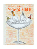 The New Yorker Cover - December 31  1979
