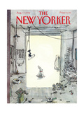 The New Yorker Cover - August 17  1992