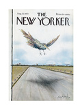 The New Yorker Cover - August 27  1973