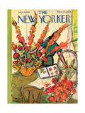 The New Yorker Cover - September 6  1952