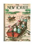 The New Yorker Cover - September 2  1933