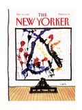 The New Yorker Cover - October 15  1990