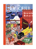 The New Yorker Cover - September 16  1933