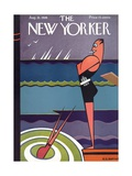 The New Yorker Cover - August 21  1926