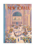The New Yorker Cover - July 7  1934