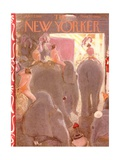 The New Yorker Cover - April 7  1956
