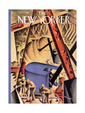 The New Yorker Cover - May 2  1931
