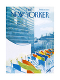 The New Yorker Cover - November 14  1964