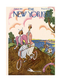 The New Yorker Cover - June 16  1928