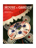 House & Garden Cover - July 1932