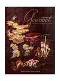 Gourmet Cover - April 1958