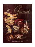 Gourmet Cover - April 1958