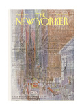 The New Yorker Cover - September 11  1965