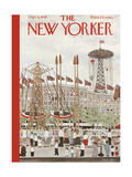 The New Yorker Cover - September 6  1958