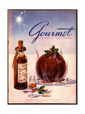 Gourmet Cover - December 1941