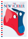 The New Yorker Cover - October 13  2008