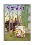 The New Yorker Cover - March 26  1979