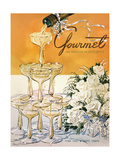 Gourmet Cover - June 1952
