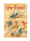 The New Yorker Cover - May 2  1964