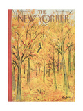 The New Yorker Cover - October 8  1955
