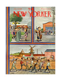 The New Yorker Cover - July 29  1939