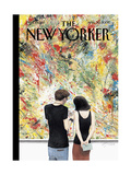 The New Yorker Cover - April 30  2007