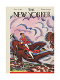 The New Yorker Cover - October 22  1927
