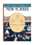 The New Yorker Cover - September 9  1991