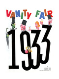 Vanity Fair Cover - January 1933