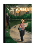 The New Yorker Cover - July 19  1999
