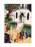 The New Yorker Cover - June 22  1929