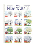 The New Yorker Cover - December 28  1963