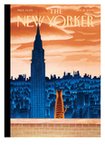 The New Yorker Cover - January 12  2009