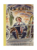The New Yorker Cover - June 24  1939