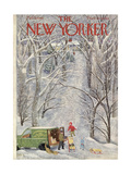 The New Yorker Cover - February 5  1949