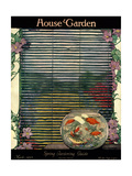 House & Garden Cover - March 1923