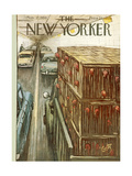 The New Yorker Cover - November 17  1956