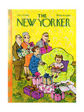 The New Yorker Cover - December 27  1969