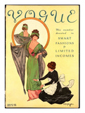 Vogue Cover - February 1911
