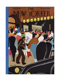 The New Yorker Cover - February 28  1931