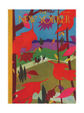 The New Yorker Cover - October 17  1931